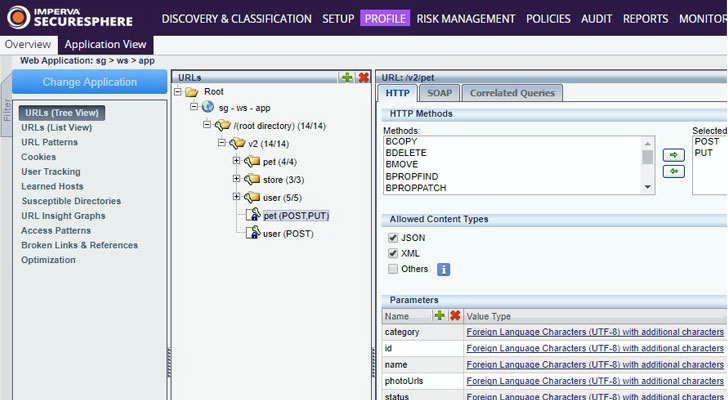 Imperva Application Data Protection