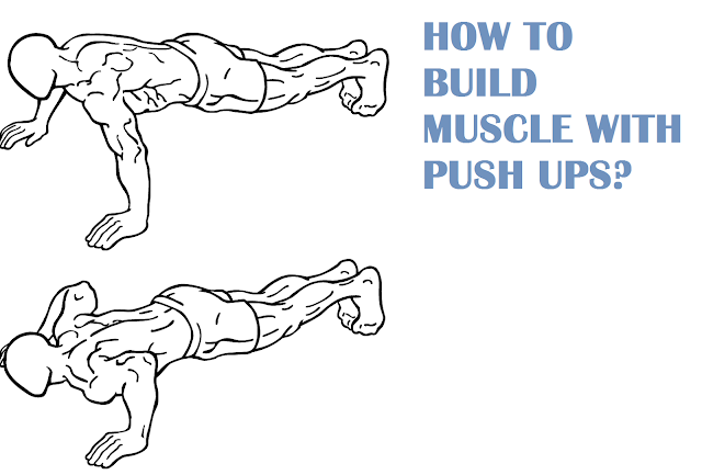 Build Muscle Doing Push Ups