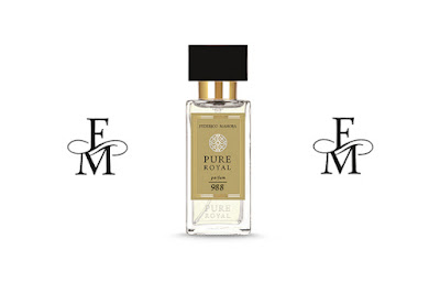 PURE Royal 988 smell is similar to