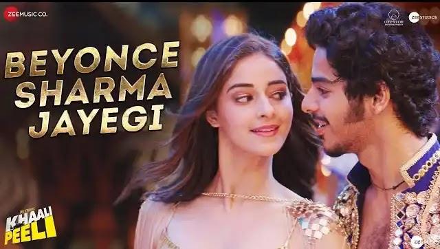 Beyonce Sharma Jayegi Full Song Lyrics   New Hindi Song
