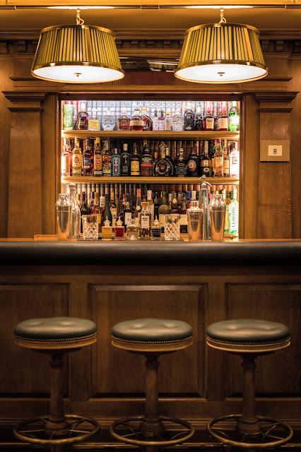 Bar at Ritz Paris
