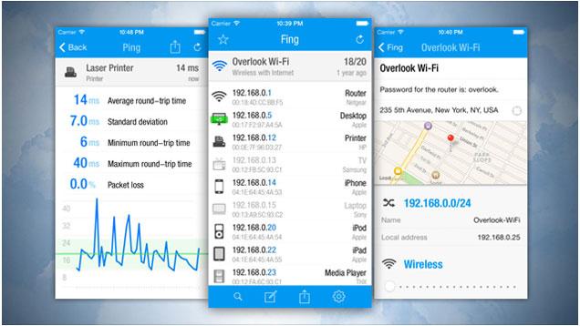 تطبيق جديد يجعلك تتعرف على المتصلين معك في نفس شبكة الواي فاي