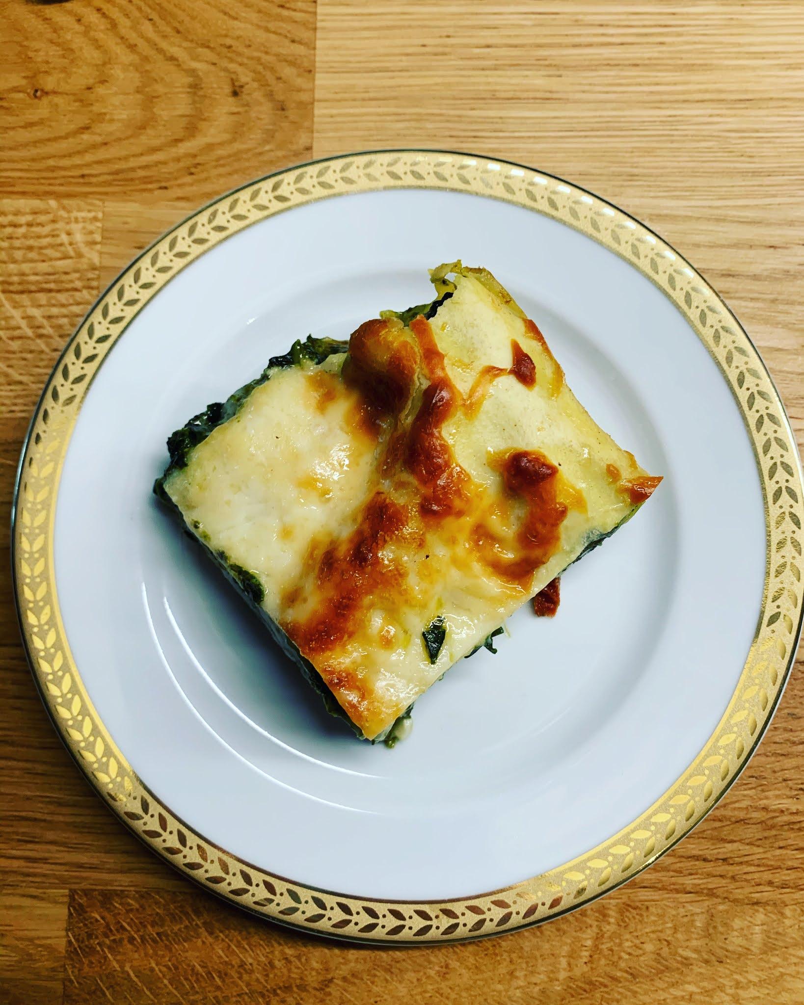 """Lasagne doskonała – kilka """"patentów"""" zbliżających do Włoskiego ideału"""