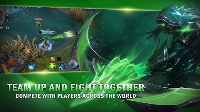 Screenshot Legend of Ace - Apcoid