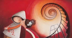 """Risultati immagini per """"La grande fabbrica delle parole"""" di Agnes de Lestrade IL PAESE SENZA PAROLE"""