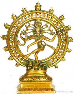 Lord Nataraja at Chidambaram