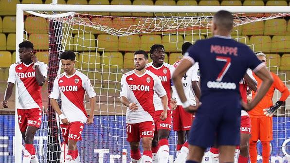 ملخص مباراة موناكو وباريس سان جيرمان 3-2 اليوم الجمعة في الدوري الفرنسي