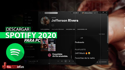 Como Descargar SPOTIFY 2020 para PC Ultima Version