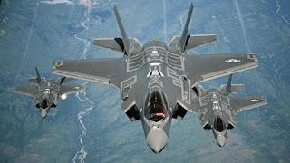 O F-35 pode funcionar em várias funções 2
