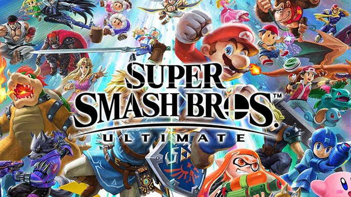 Comprar Super Smash Bros. Ultimate Black Friday