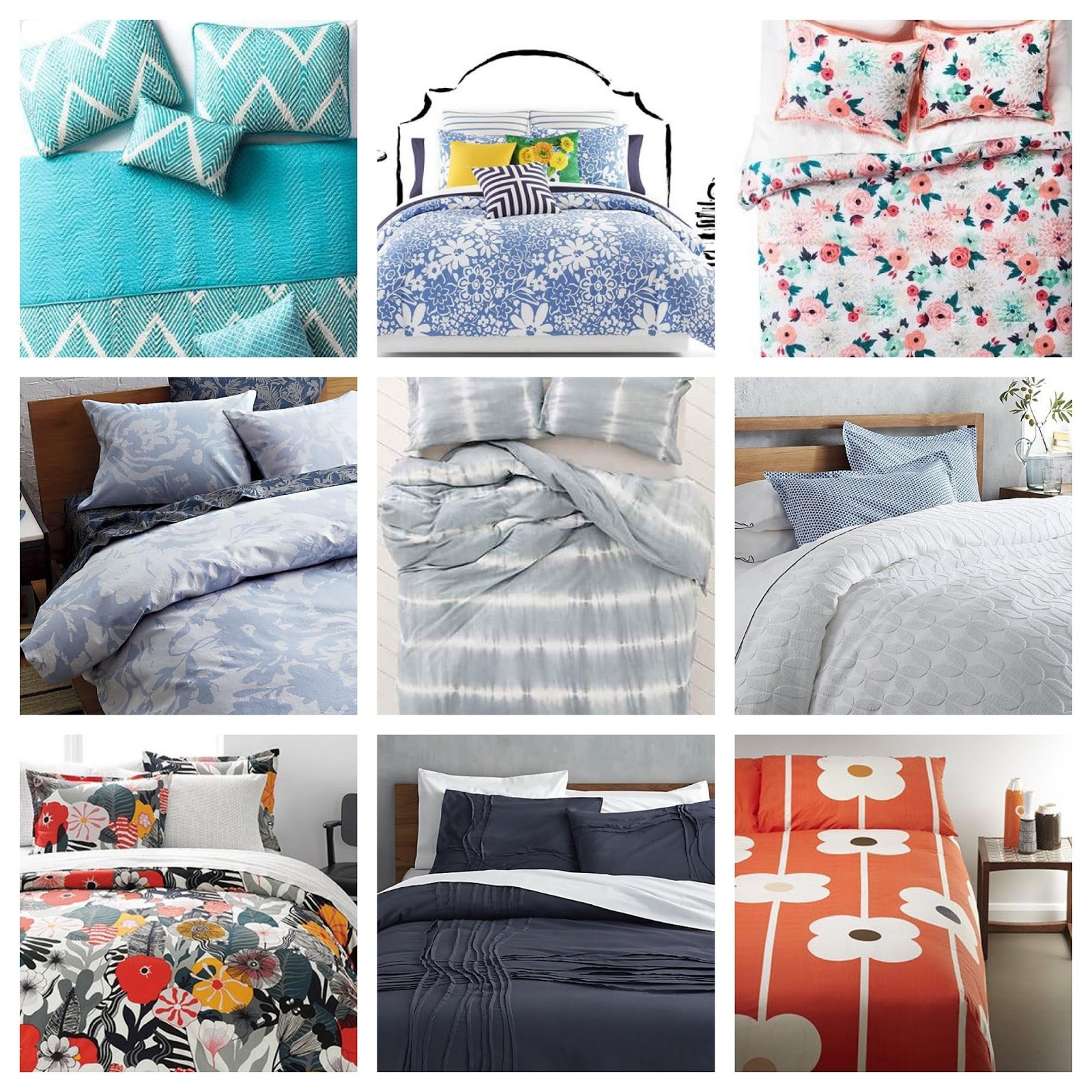 Great Friday Finds Modern Bedding