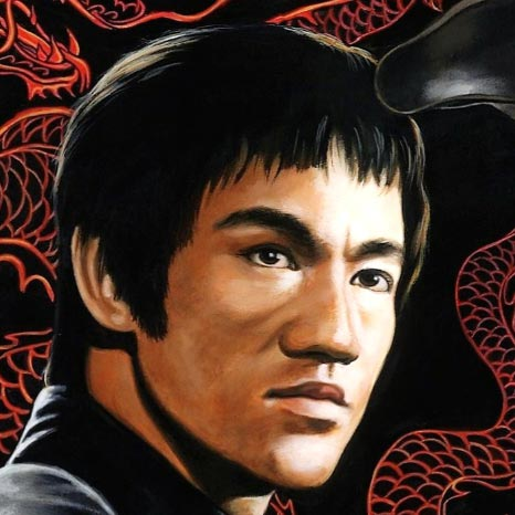 Bruce Lee Wallpaper Engine