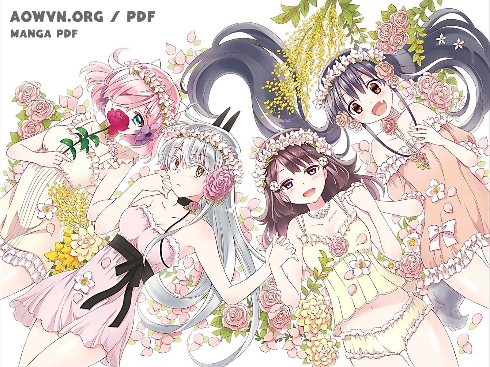 AowVN minz%2B%25281%2529 - [ Manga PDF ] Trọn bộ Kyou No Cerberus | Đã Kết Full - Moe tuyệt hay