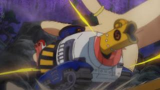 ワンピースアニメ 991話 ワノ国編 | ONE PIECE ブラキオタンク5号 Brachio Tank