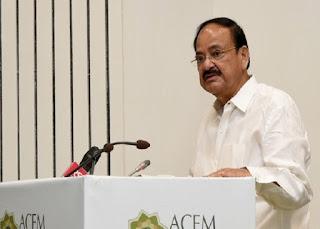 2- Venkaiah Naidu inaugurates 10th Asian Conference of Emergency Medicine