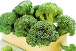 Si Hijau Brokoli yang Kaya Manfaat Sehat