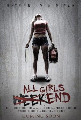 All Girls Weekend 2016 DVD R1 NTSC Sub