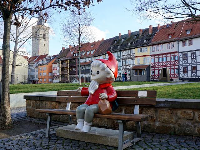 Sandmann in Erfurt