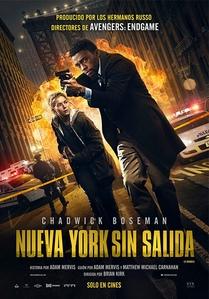 Nueva York sin salida (2019) Online latino hd