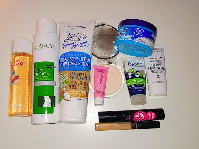 Products I'm Throwing Out