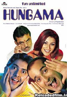 Hungama (2003) Full Movie Download 480p 720p 1080p