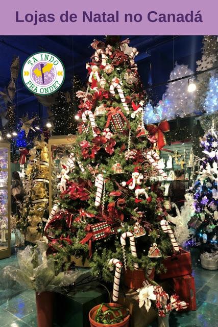 3 lojas de enfeites de Natal fofíssimas no Canadá! Quebec, Montreal e Niagara on the lake