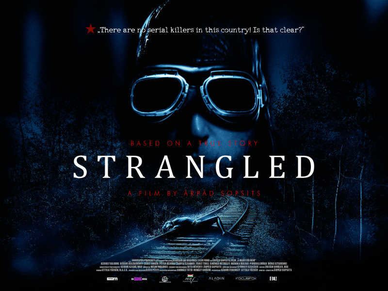 strangled film uk poster