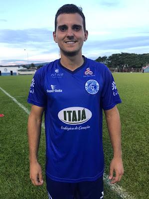 Goianésia contrata atacante Édson Júnior