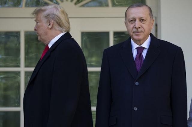 Στις συμπληγάδες Μόσχας - Ουάσινγκτον ο Ερντογάν, απειλεί και εκβιάζει