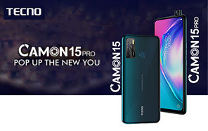Tecno Camon 15 price specifications