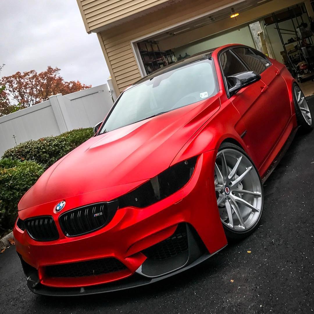 BMW M3 F80 design