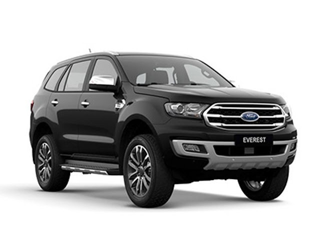 FORD EVEREST AMBIENTE 2.0L AT 4X2