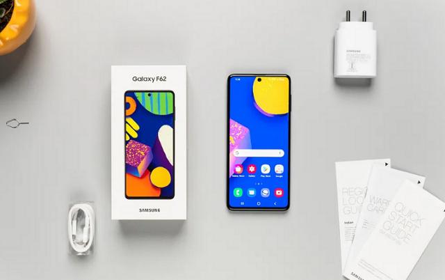Samsung Galaxy F62 đánh giá