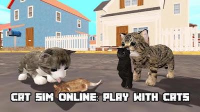 Cat Sim Online: Play with Cats MOD APK v3.3 Full Hack [Mod Money] Update Terbaru 2017