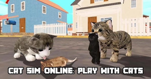 Cat Sim Online: Play with Cats MOD APK v3.3 Full Hack [Mod Money] Update Terbaru 2017