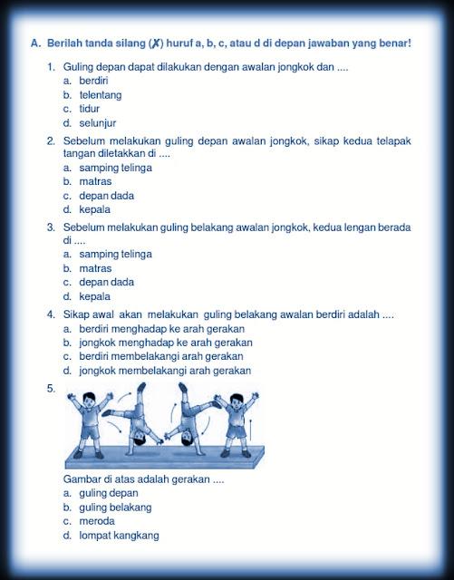 Materi Pjok Kelas 5 Semester 2 : materi, kelas, semester, Download, Kumpulan, Genap, Penjaskes, Kelas, Semester, Dunia, Edukasi