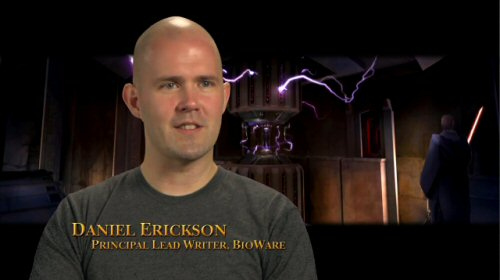 Sith Inquirer Interview with Daniel Erickson
