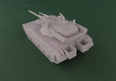 Merkava MBT 4