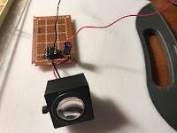 Wiring in the speaker