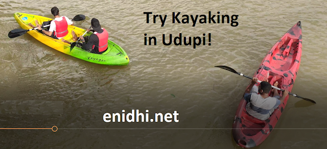 Udupi Kayaking photo