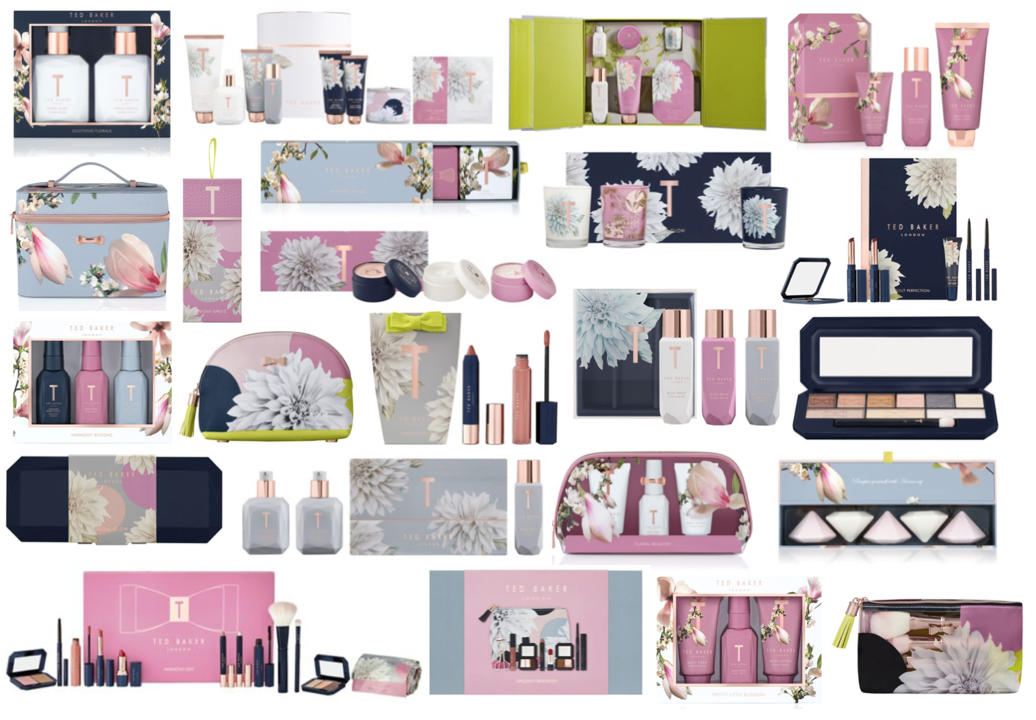 Ted Baker Christmas 2020 Gift Sets & Advent Calendar at Boots