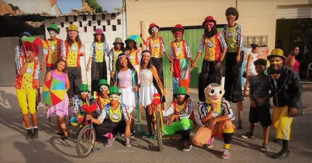 Grupo Circense de Lauro de Freitas