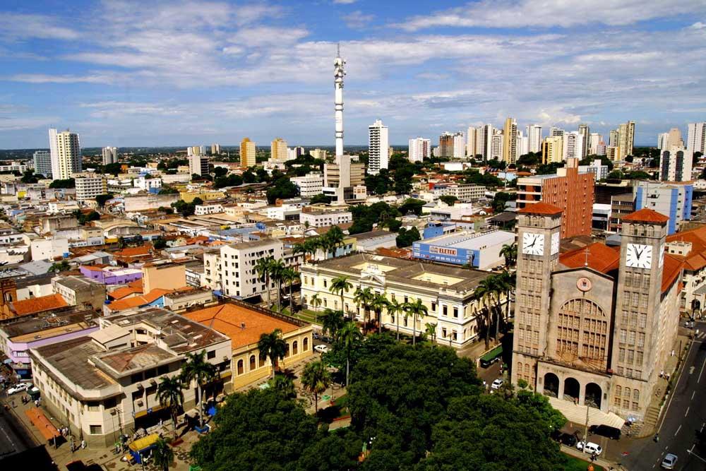 Cuiabá - 600 Mil Habitantes