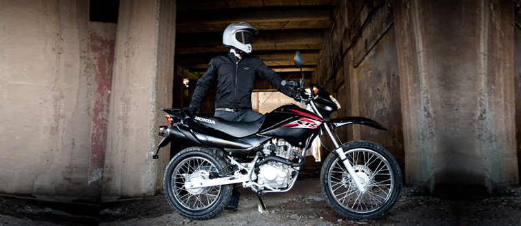 nueva moto honda xr 125l tuning extremo. Black Bedroom Furniture Sets. Home Design Ideas