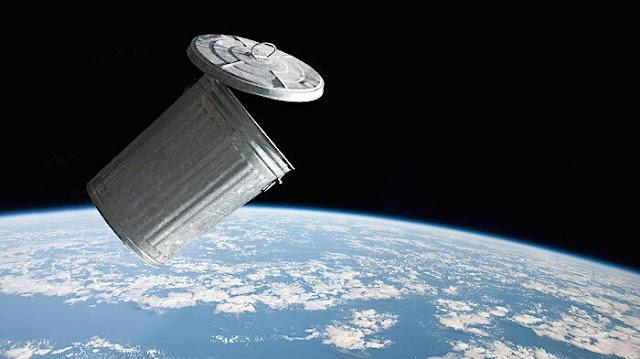 ESA: Η απειλή από διαστημικά σκουπίδια αυξάνεται ανησυχητικά