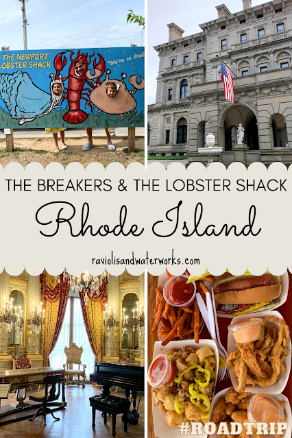 rhode island travel road trip itinerary