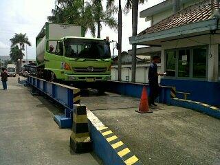 Timbangan Truck