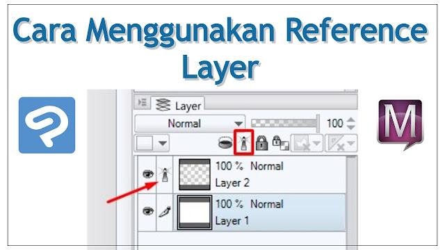 Cara Menggunakan Reference Layer Clip Studio Paint dan Manga Studio