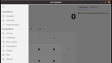 Ora potete installare la calcolatrice di Windows 10 su Linux