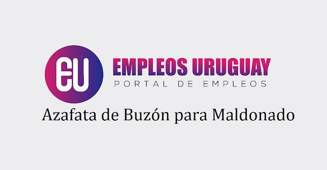 Azafata de Buzón para Maldonado (Temporal)